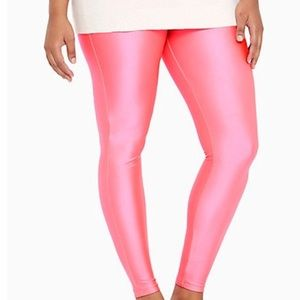 Torrid - Pink Liquid Leggings